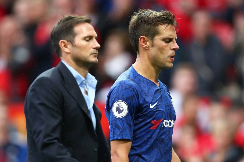Image result for chelsea loss