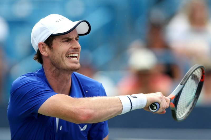 Western and Southern Open 2019: Andy Murray, Marin Cilic Upset, Venus Advances