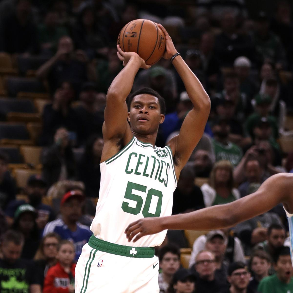 Ex-Celtics G League All-Star PJ Dozier Agrees To 1-Year