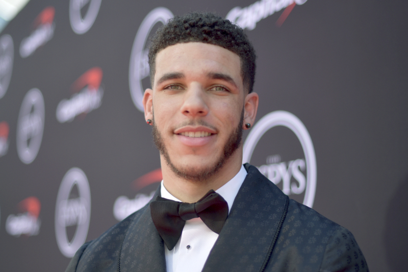 Video: Lonzo Ball Shows Off New Sleeve of Tattoos Featuring MLK, Obama and More