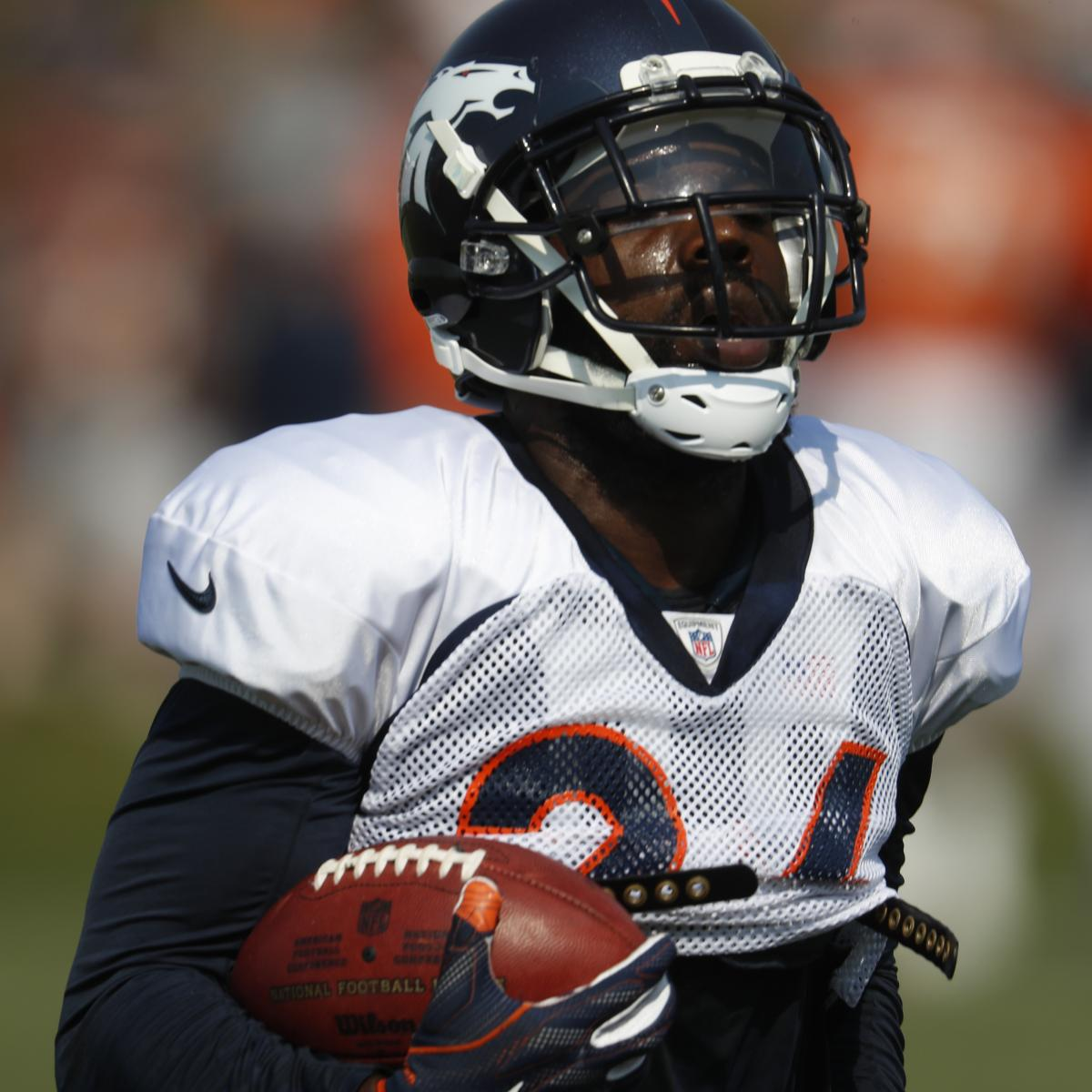 Bucs, Former Broncos Starter Darian Stewart Reportedly