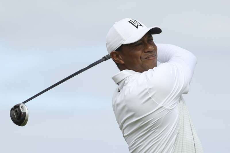 Tiger Woods to 'Give It a Go' at BMW Championship Despite Oblique Injury