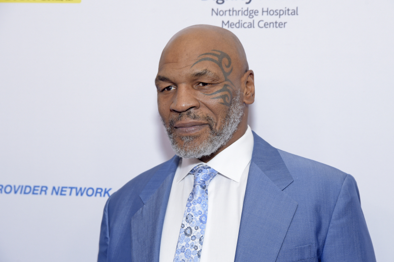Mike Tyson: We Smoke $40K of Marijuana Every Month at Ranch