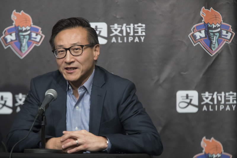 Report: Joseph Tsai to Buy All Remaining Nets Shares for Record Total of $2.35B