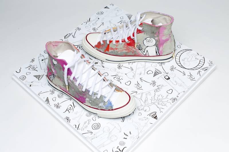 g eazy shoes converse