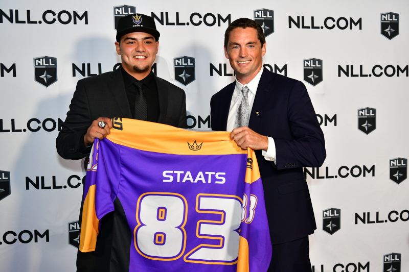 2019 NLL Draft: How to Watch, Date, Time, Location, Draft Order, Streaming Info
