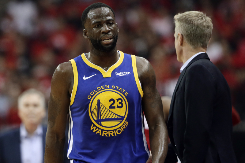 Draymond Green: NCAA 'Did What Was Right' in Reversing 'Rich Paul Rule'