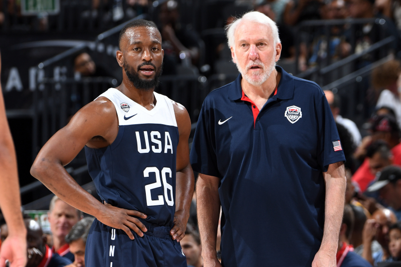 G League, Overseas Players Crush Kemba Walker, Team USA in FIBA Scrimmage