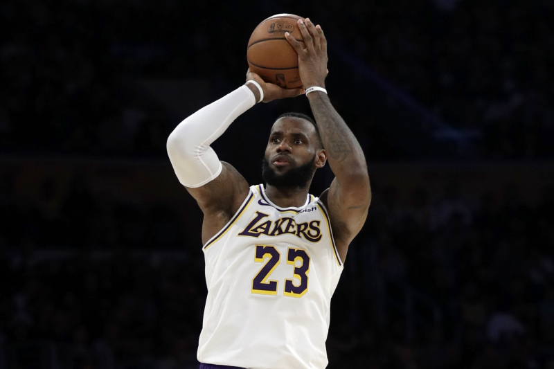 All the King's Records: Projecting LeBron's Career 3-Pointers and Free Throws