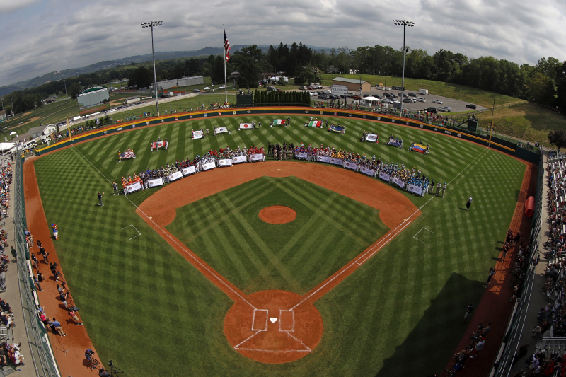 Little League World Series 2019: Thursday Scores, Bracket Results and Highlights