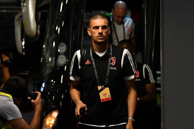 Manchester United Made Approach for Juventus' Merih Demiral, Says Fabio Paratici