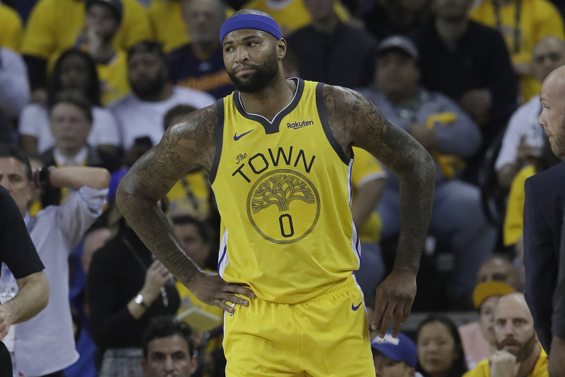 Warriors' Steve Kerr 'Devastated' by Lakers' DeMarcus Cousins Tearing ACL