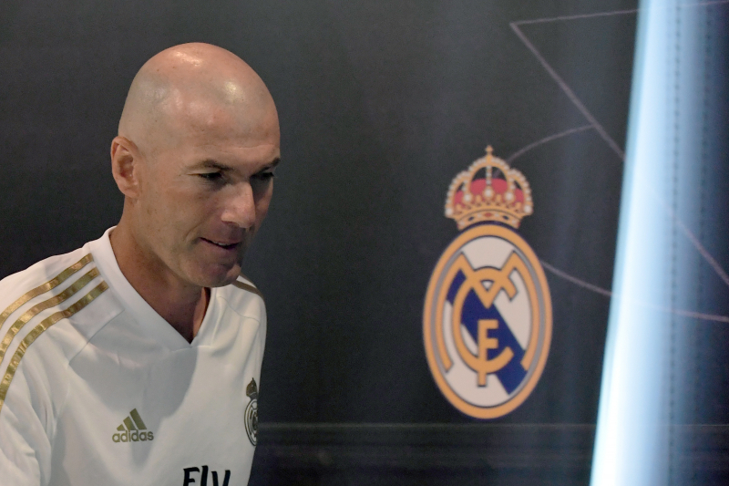 Zinedine Zidane Talks Gareth Bale, Neymar and Paul Pogba Real Madrid Rumours