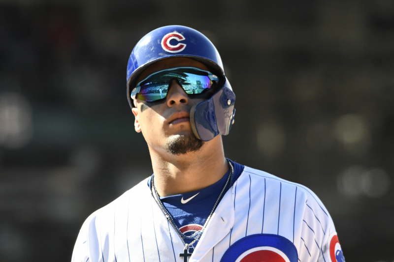 Cubs' Javier Baez's Thumb Injury Diagnosed as Hairline Fracture