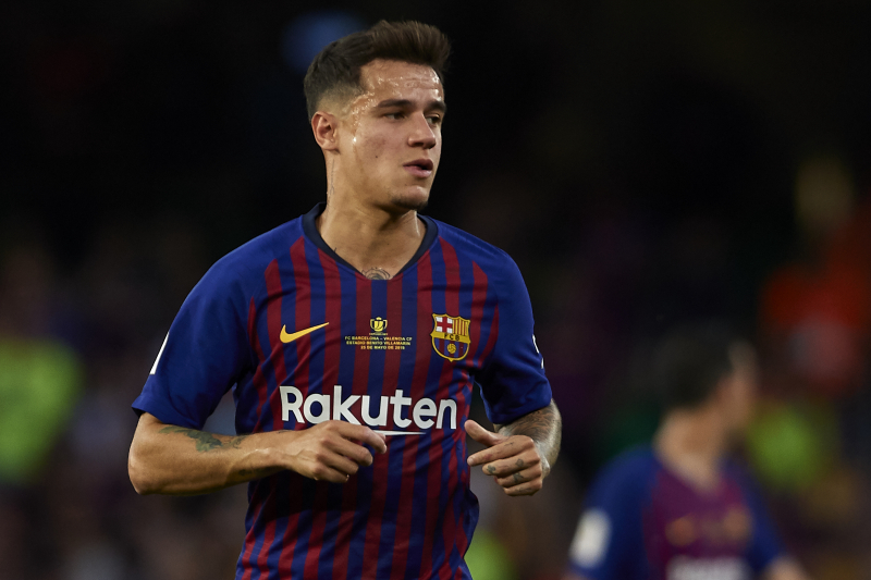 Barcelona's Philippe Coutinho Heading to Bayern Munich on Loan, Exec Confirms