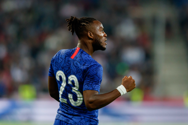 Frank Lampard Says Michy Batshuayi's Future Is at Chelsea