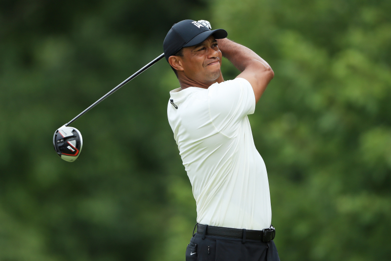 Tiger Woods' Inconsistency Continues at 2019 BMW Championship 2nd Round