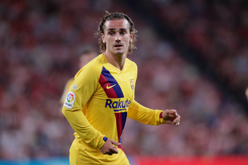 Ernesto Valverde Tells Antoine Griezmann to 'Get in the Game More' for Barcelona