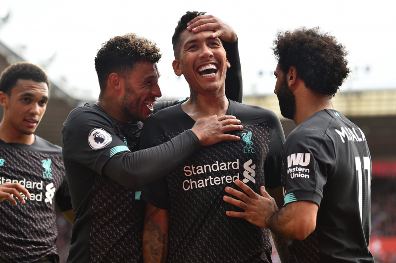 Sadio Mane, Roberto Firmino Guide Liverpool Past Southampton in 2-1 EPL Win