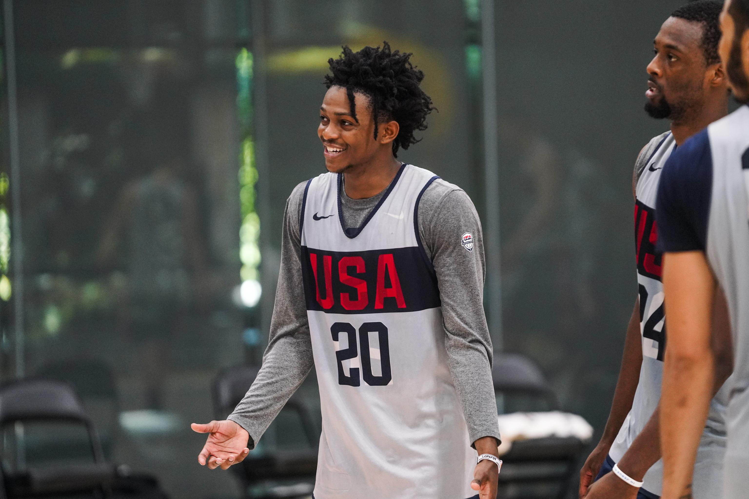 innovative design 77cf8 f0b24 Kings' De'Aaron Fox Reportedly to Withdraw from Team USA to ...