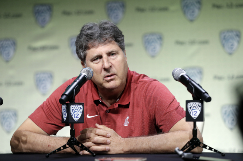 Washington State Cougars to Be Featured on HBO's New College Football Series