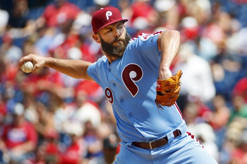 Phillies Rumors: Jake Arrieta to Undergo Season-Ending Surgery on Elbow Injury