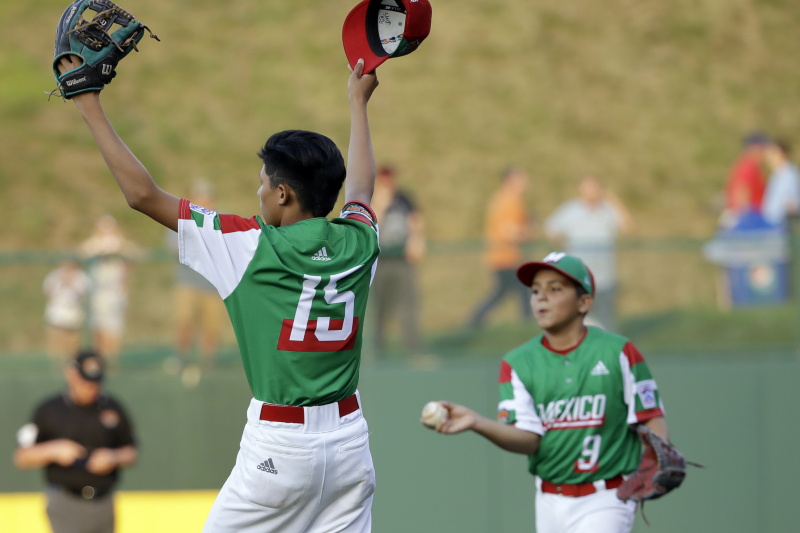 Little League World Series 2019: Saturday Scores, Bracket Results and Highlights