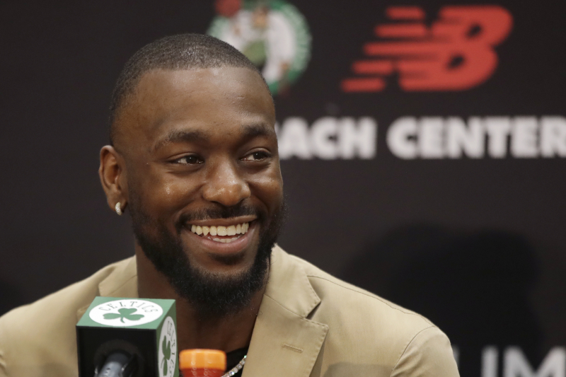 Celtics Co-Owner Pagliuca: 'I Almost Crashed My Car' Hearing About Kemba Walker
