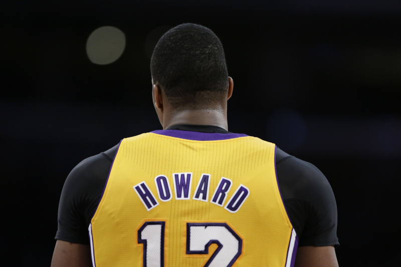 Lakers Rumors: Dwight Howard Targeted by LA After DeMarcus Cousins' ACL Injury