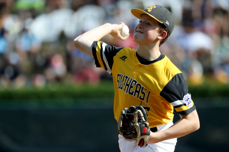 Little League World Series 2019: Sunday Schedule, TV Info and Bracket Prediction