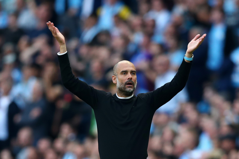 Pep Guardiola: VAR 'Was Taking a Coffee' During Manchester City Penalty Incident
