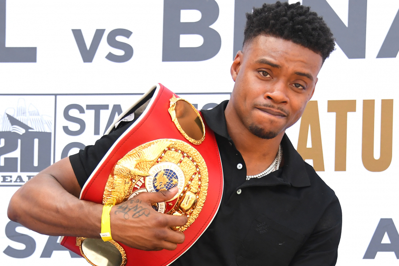 Errol Spence Wants to Fight Manny Pacquiao After Shawn Porter