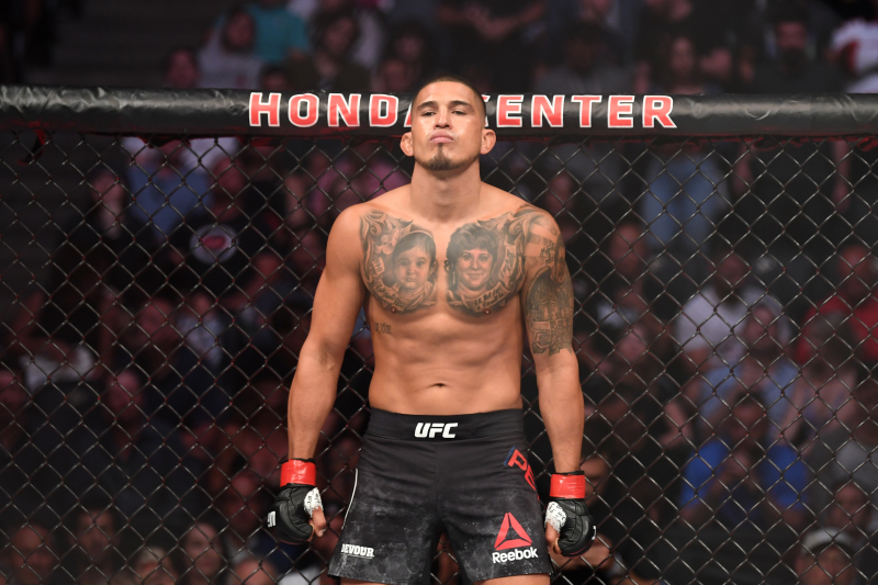Anthony Pettis May Need Surgery for Foot Injury After Nate Diaz Loss at UFC 241