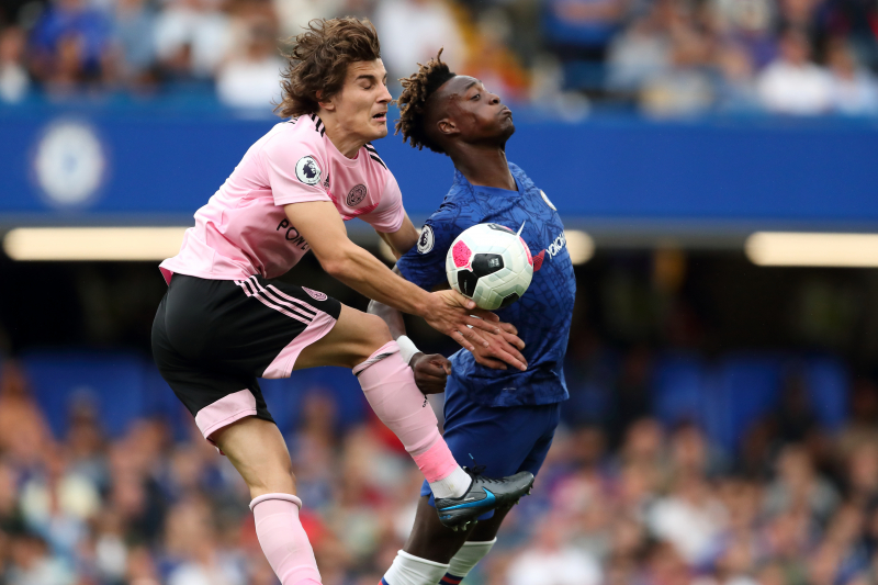 Chelsea Held to 1-1 Draw Against Leicester City in Premier League Home Opener