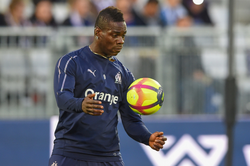 Mario Balotelli Joins Brescia on Free Transfer After Leaving Marseille