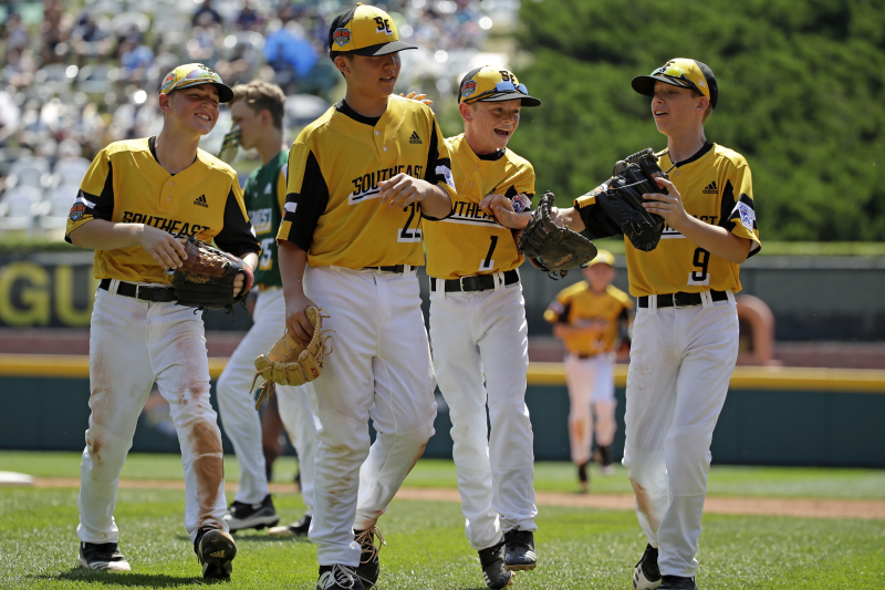 Little League World Series 2019: Sunday Scores, Bracket Results and Highlights