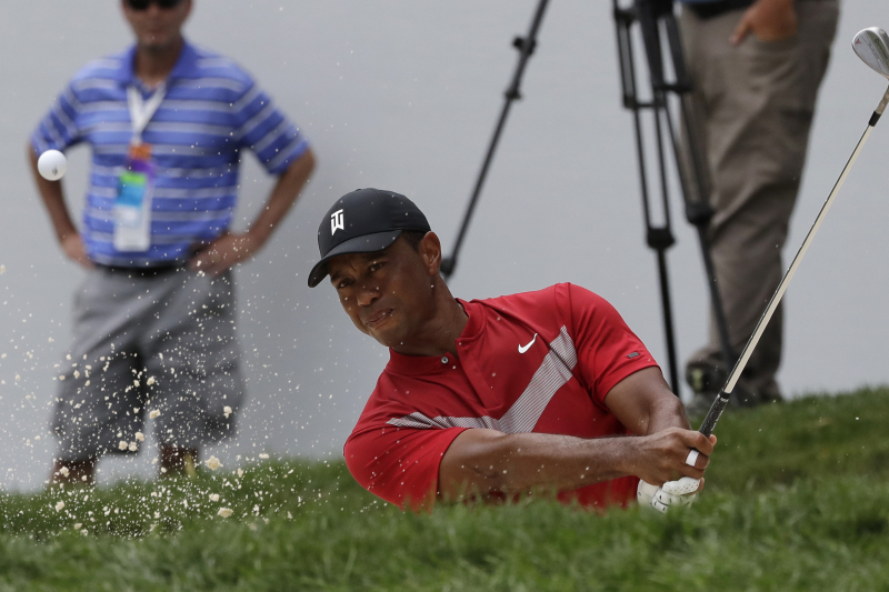 Tiger Woods Misses Tour Championship Cutoff After 7 Under at BMW Championship
