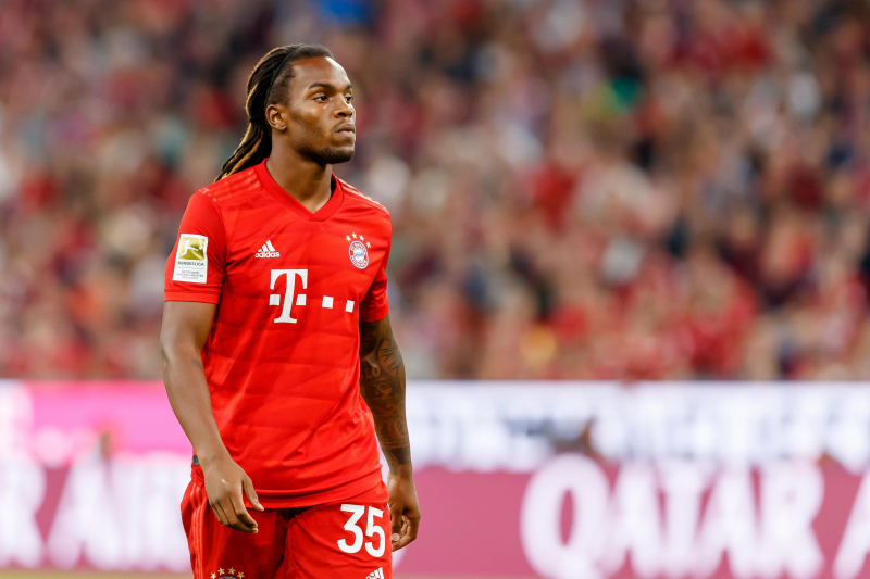 Renato Sanches Denied Bayern Munich Exit After Insisting Cameo Role 'Not Enough'