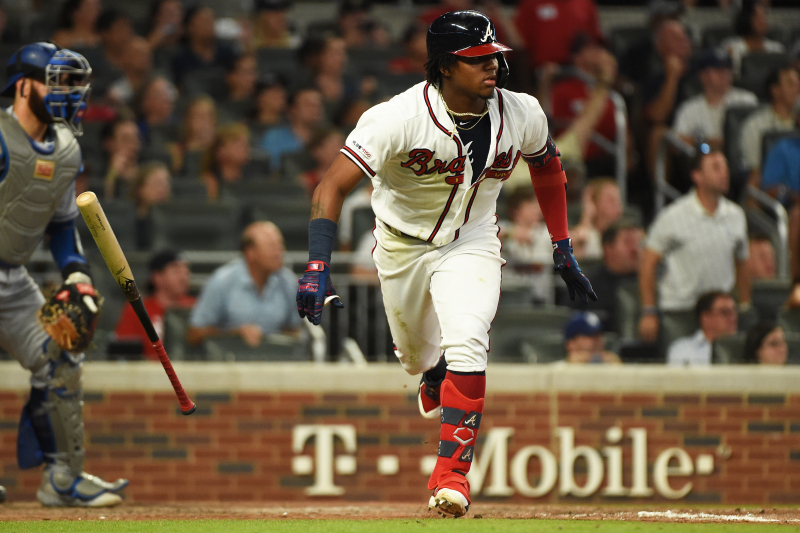 Brian Snitker Pulls Ronald Acuna Jr. for Lack of Hustle: 'You've Got to Run'