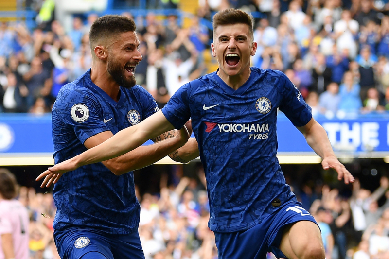 Frank Lampard: Mason Mount's Maiden Chelsea Goal the '1st of Some Big Moments'