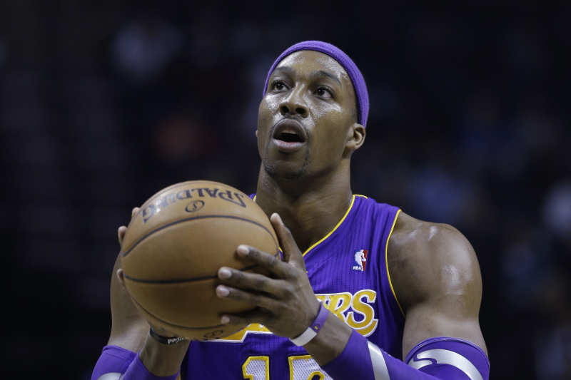 Lakers Rumors: LA Granted Permission to Speak with Dwight Howard by Grizzlies