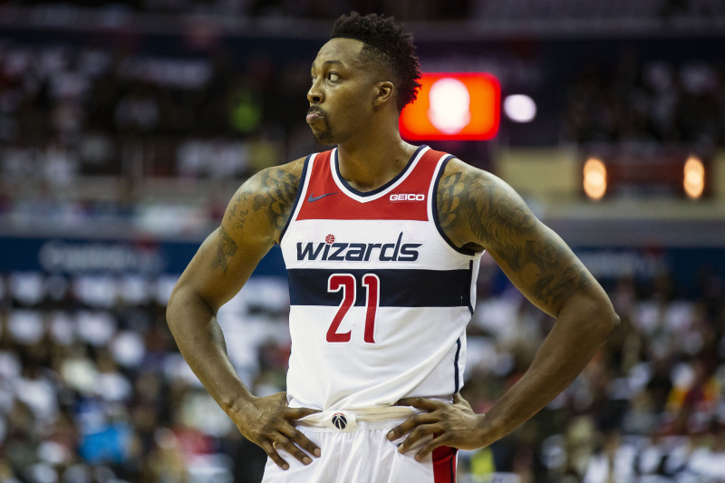 NBA Rumors: Latest on Dwight Howard, Lakers' Options to Replace DeMarcus Cousins