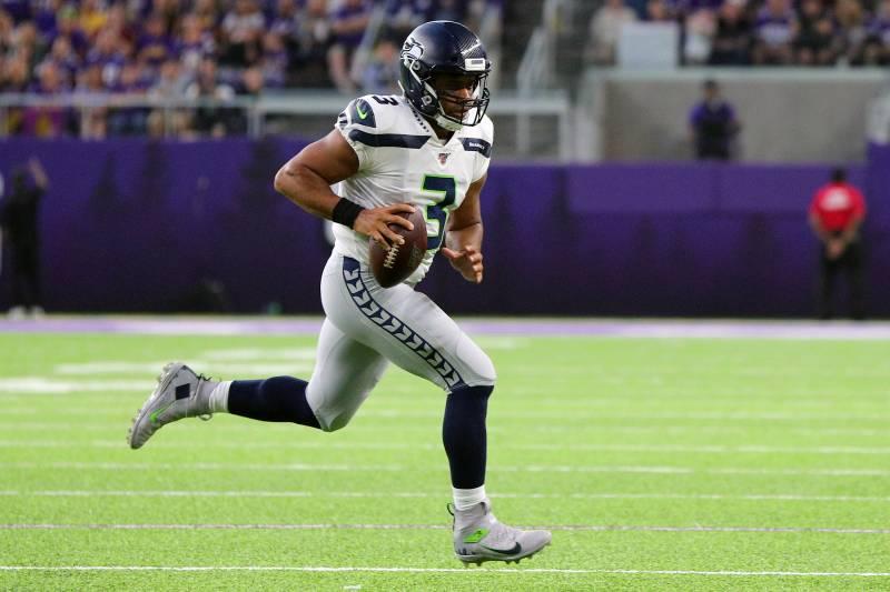 Kirk Cousins Vikings Beat Russell Wilson Seahawks In Week
