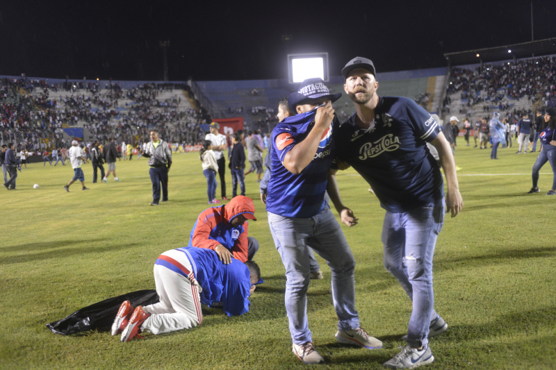 4 People Die After Rival Fans Fight Before Soccer Match in Honduras