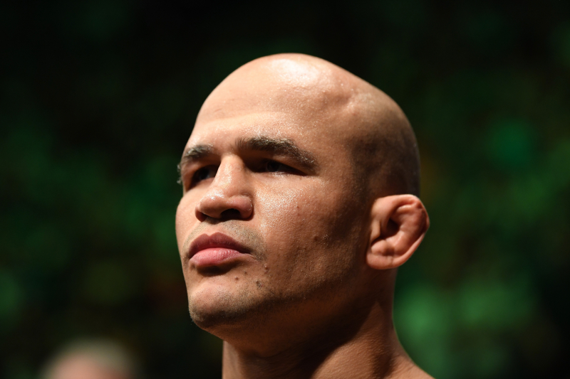 UFC Star Junior dos Santos Announced for Brazil's 'Dancing with the Stars'