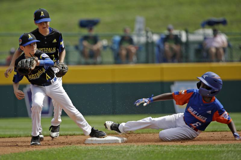 Little League World Series 2019: Monday Scores, Bracket