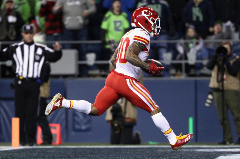 Charcandrick West Signs Colts Contract; D'Onta Foreman Placed on IR