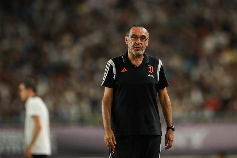 Juventus Confirm Manager Maurizio Sarri Diagnosed with Pneumonia