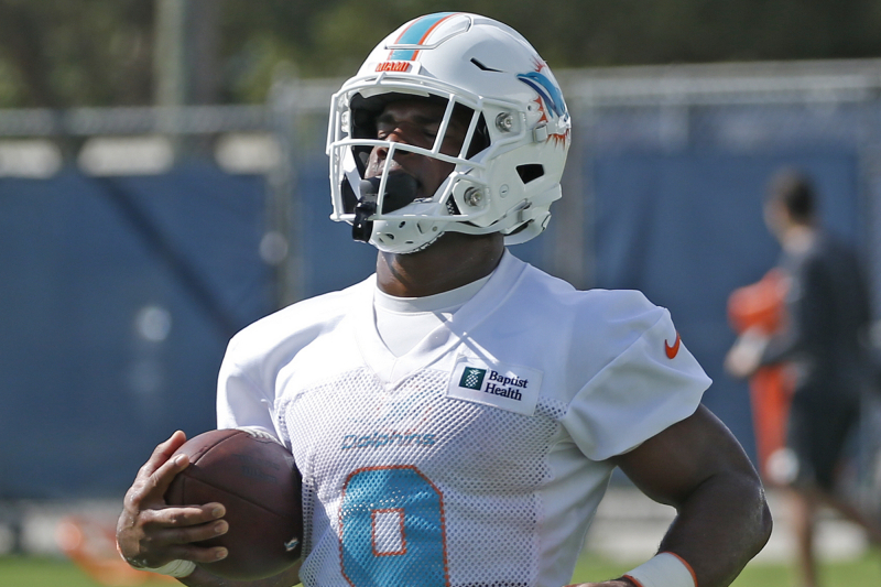 Dolphins' Mark Walton Reaches Plea Deal for 3 Cases, Won't Serve More Jail Time