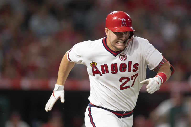Angels' Mike Trout to Undergo Season-Ending Surgery on Foot Injury